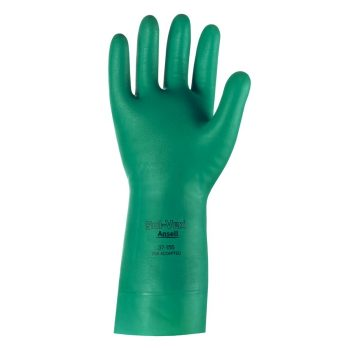 GUANTES SOL-VEX CORTO ANSELL SIN FLOCK 37-155