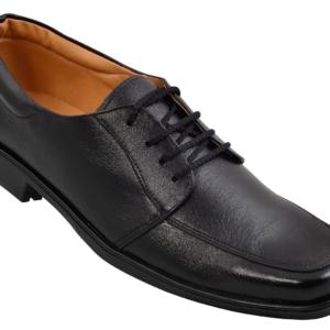 Zapato clásico en cuero, HOMBRE, mocazin o cordon