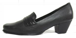 Zapato clásico para dama, tacon 5,5 en cuerro