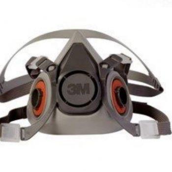 Respirador 3M-6200 Doble Filtro