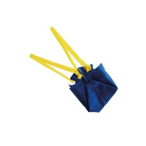 Respirador Industrial Color Azul Caja x 20