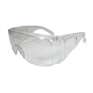Gafas Estandar Clara Workseg V20 con Rejillas de ventilación