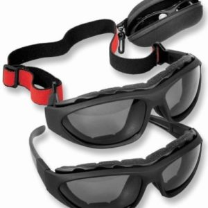 Gafas Lente Oscuro en Policarbonato Zubiola