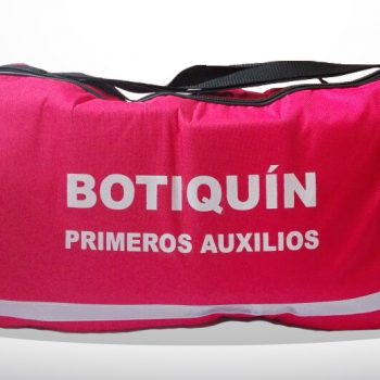 Botiquín Tipo B – Morral Obligatorio