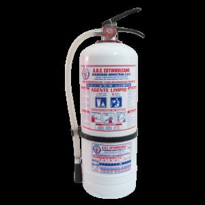 Extintor Solkaflam De 3700 Gr 10 Lbrs