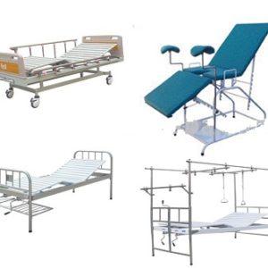 Camillas y Camas Hospitalarias