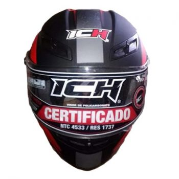 Casco Integral ICH Doble Visor