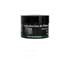 Sulfadiazina De Plata X 30 Gr