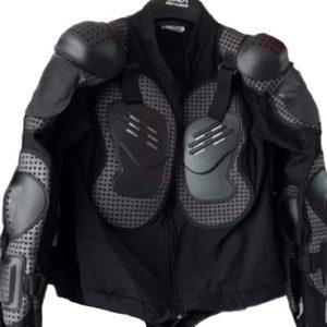 Body Armor De Proteccion Para Motociclista – Chaqueta Moto