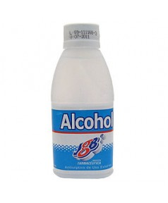 Alcohol En frasco De 120 ml