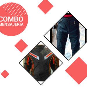 Promoción Chaqueta Antifricción + Pantalón Antifricción