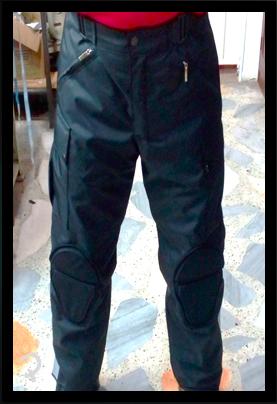 Pantalón Anti-fricción para Motociclista